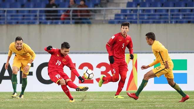 Quang Hải ghi bàn lịch sử, nước mắt người hùng U23 VN - 1