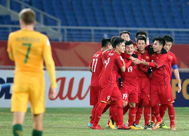Quang Hải ghi bàn lịch sử, nước mắt người hùng U23 VN - 3