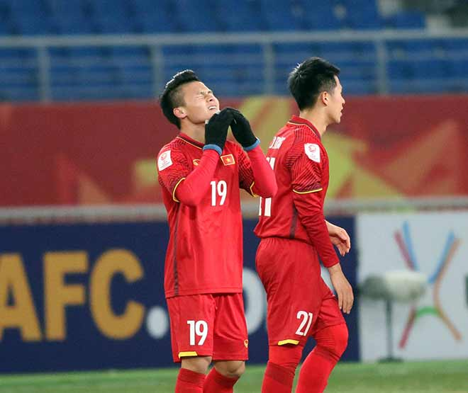 Quang Hải ghi bàn lịch sử, nước mắt người hùng U23 VN - 6