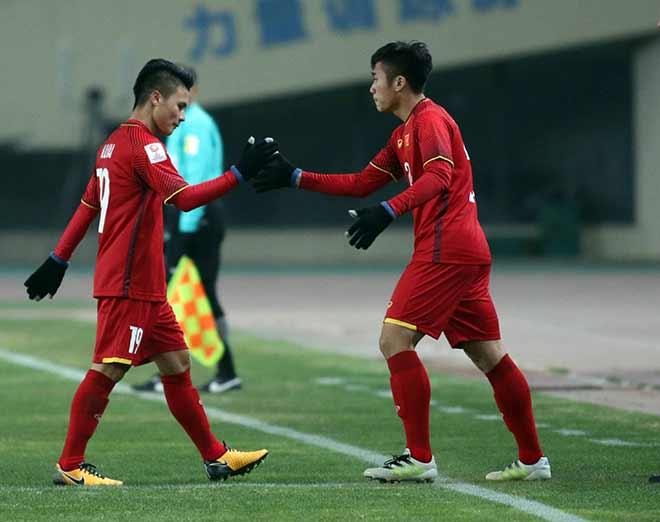Quang Hải ghi bàn lịch sử, nước mắt người hùng U23 VN - 7