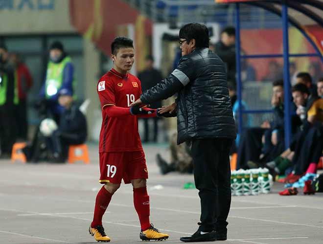 Quang Hải ghi bàn lịch sử, nước mắt người hùng U23 VN - 8
