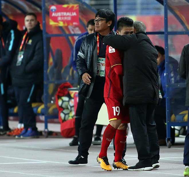 Quang Hải ghi bàn lịch sử, nước mắt người hùng U23 VN - 9