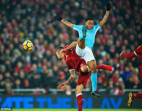 Chi tiết Liverpool - Man City: Nghẹt thở đến phút cuối (KT) 22