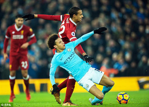 Chi tiết Liverpool - Man City: Nghẹt thở đến phút cuối (KT) 21