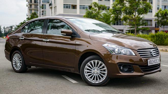20 mẫu xe có doanh số thấp nhất Việt Nam 2017 - 11