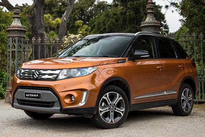 20 mẫu xe có doanh số thấp nhất Việt Nam 2017 - 16