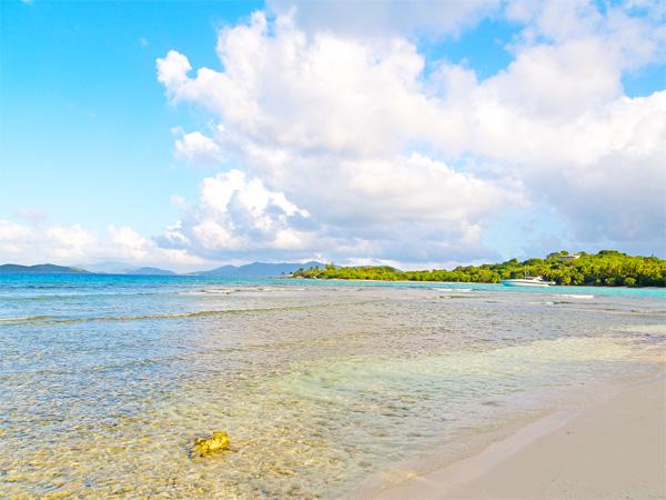 """""""Lịm tim"""" ngắm những bãi biển nước sạch nhất thế giới - 2"""