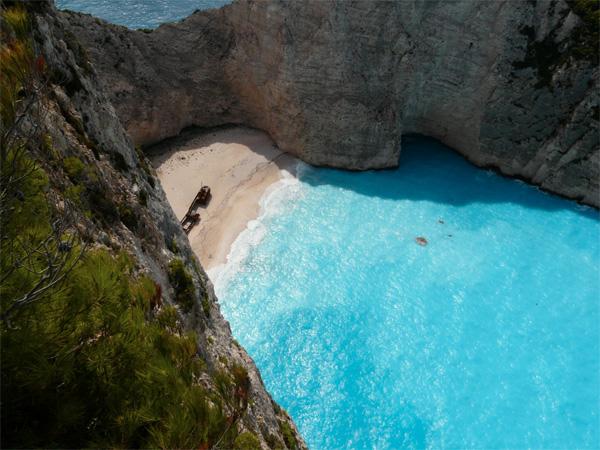"""""""Lịm tim"""" ngắm những bãi biển nước sạch nhất thế giới - 10"""