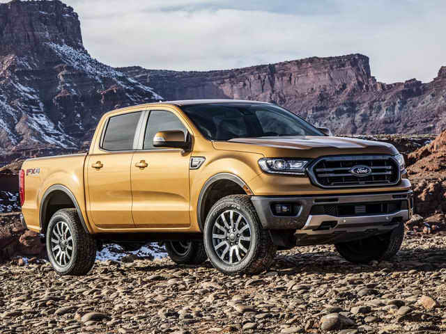 Ford Ranger 2019 chính thức ra mắt - 1