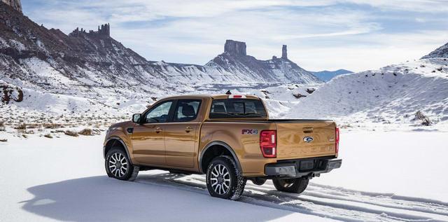 Ford Ranger 2019 chính thức ra mắt - 3