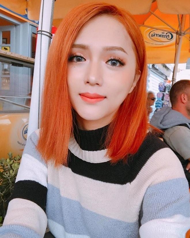 Cô gái xinh như tiên là đối thủ của Hương Giang Idol tại hoa hậu chuyển giới