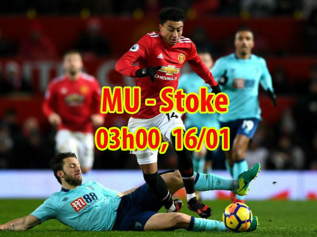 Chi tiết bóng đá MU - Stoke City: Rashford giật gót mừng hụt (KT) 26