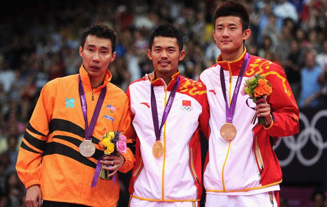 Cầu lông đỉnh cao: Lee Chong Wei