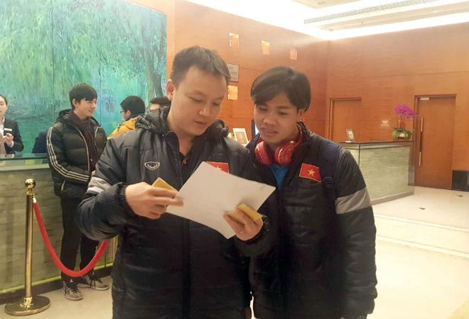 HLV Park Hang Seo siết kỷ luật, U23 Việt Nam lên xe bus đi đấu Syria 4