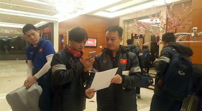 HLV Park Hang Seo siết kỷ luật, U23 Việt Nam lên xe bus đi đấu Syria 6