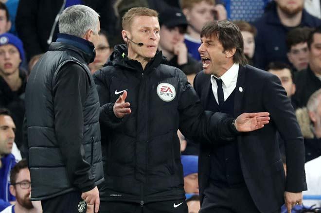 Thuyết âm mưu MU - Mourinho: Tâm lý chiến hại Conte, Chelsea suy sụp 1