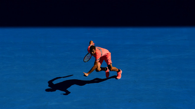 """Cập nhật Australian Open 15/1: Cô chị Williams bị loại, Dimitrov """"tốc hành"""" 4"""