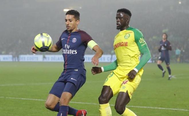 Nantes - PSG: (vòng 20 Ligue 1)