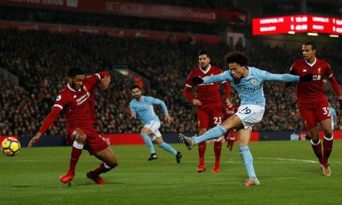 Chi tiết Liverpool - Man City: Nghẹt thở đến phút cuối (KT) 23