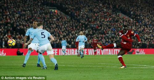 Chi tiết Liverpool - Man City: Nghẹt thở đến phút cuối (KT) 25