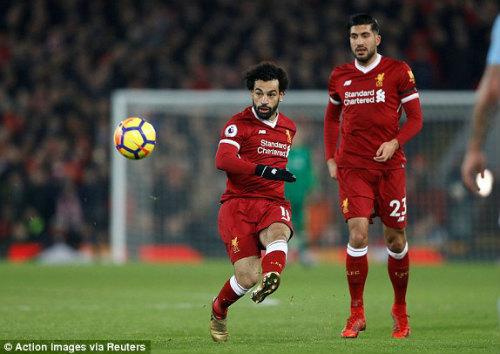 Chi tiết Liverpool - Man City: Nghẹt thở đến phút cuối (KT) 26
