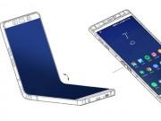 Dế sắp ra lò - Galaxy X bí mật được công bố tại CES 2018 với màn hình 7,3 inch