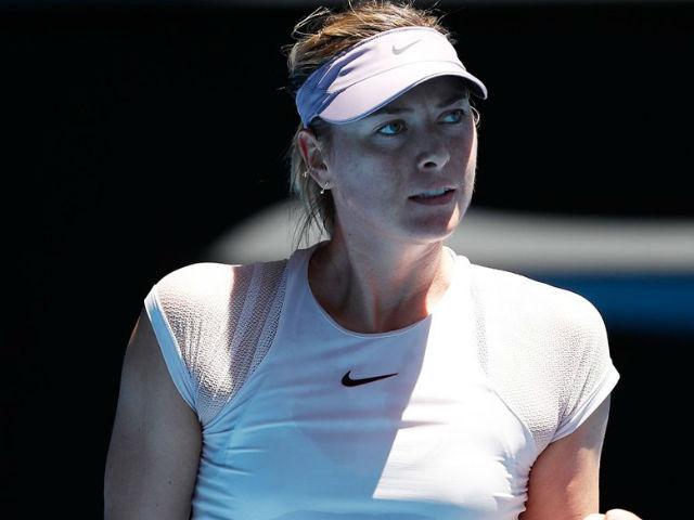 """Maria Sharapova: """"Búp bê"""" xinh đẹp nay đã khác 4"""