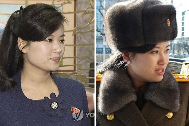 Bạn gái cũ Kim Jong-un bất ngờ xuất hiện ở biên giới liên Triều