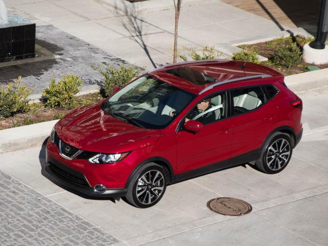 Nissan Rogue Sport 2018 giá từ 510 triệu đồng