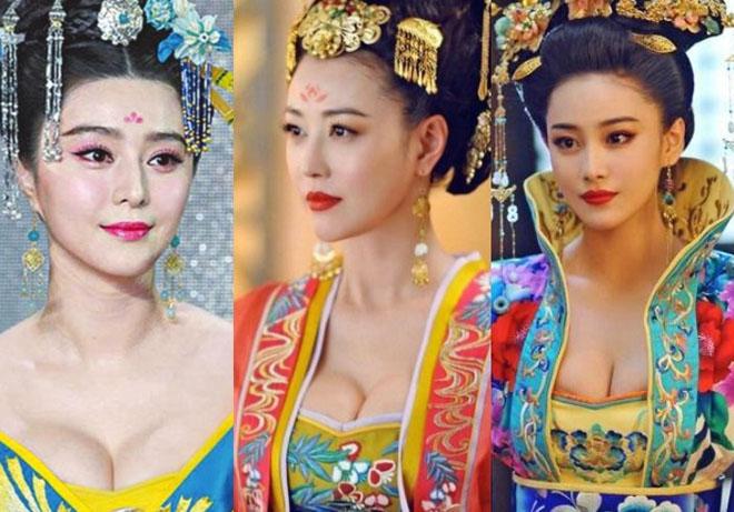 Tiết lộ về áo lót của phụ nữ thời Đường (Trung Quốc)