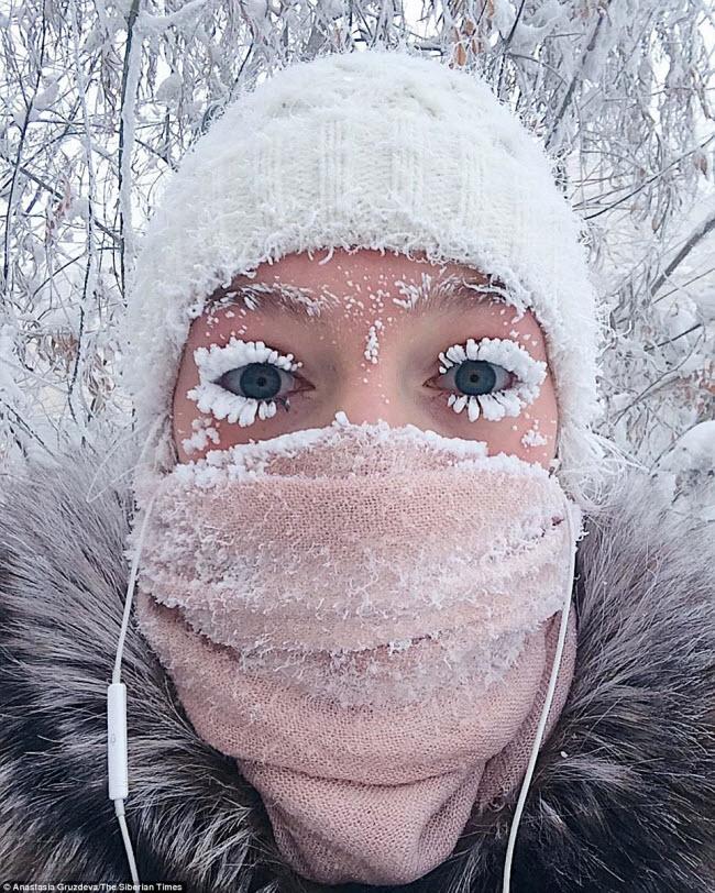 Cuộc sống kì lạ ở ngôi làng lạnh dưới - 62 độ C