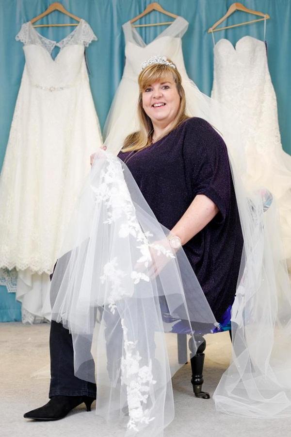 'Bỏ túi' hàng tỷ đồng nhờ kinh doanh váy cưới cho cô dâu ngoại cỡ - 3