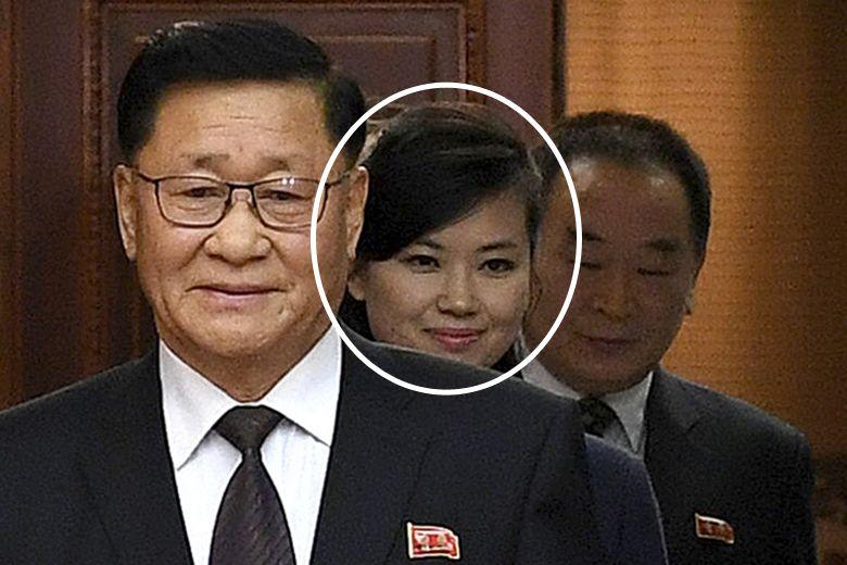 Bạn gái cũ xinh đẹp và quyền lực của Kim Jong-un