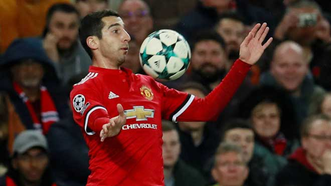 Cực nóng: Chốt Sanchez về MU, Mkhitaryan sang Arsenal 3