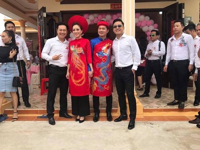 Ca sĩ Lâm Vũ lặng lẽ kết hôn với bạn gái Việt kiều - 3