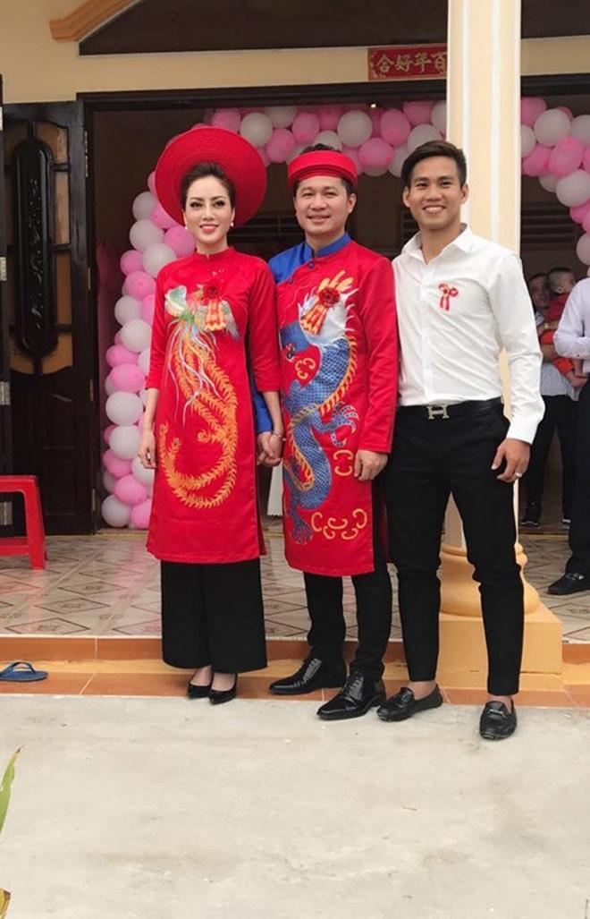 Ca sĩ Lâm Vũ lặng lẽ kết hôn với bạn gái Việt kiều - 4