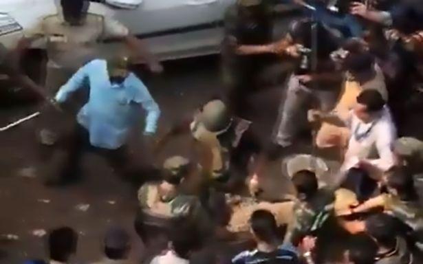 Ấn Độ: Tá hỏa khi thấy báo dữ tấn công con trai 18 tháng tuổi