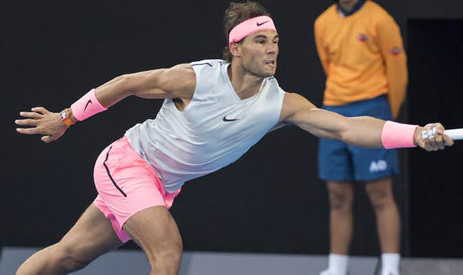 """Australian Open: Djokovic - Nadal chung tay """"đòi tiền"""", Federer sợ già"""