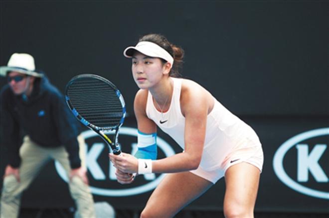 Australian Open xuất hiện