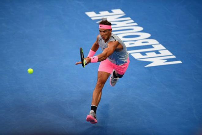 Kiệt tác Australian Open: Nadal xé gió bẻ bóng