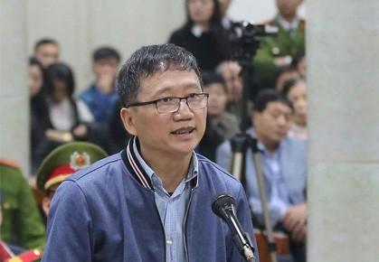 Luật sư nói chưa thể khẳng định trong túi chuyển cho Trịnh Xuân Thanh có tiền - 1