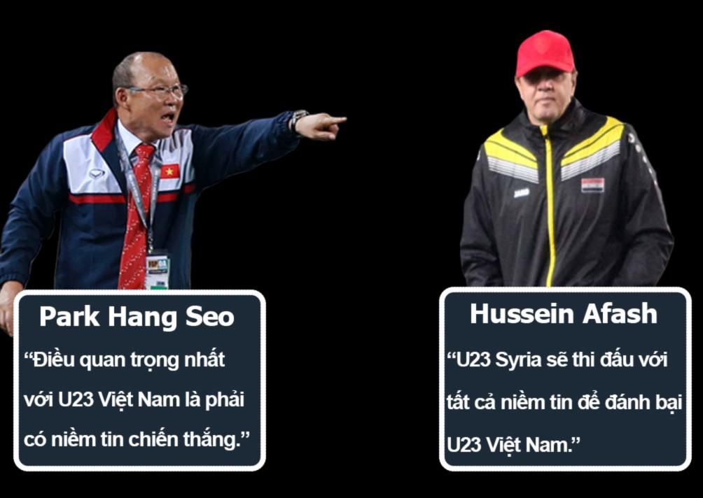 U23 Việt Nam - U23 Syria: Vận mệnh trong tay, nấc thang thiên đường - 5