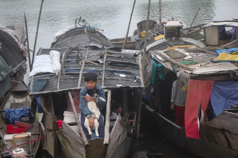 Xóm vạn đò cuối cùng trên sông Hương