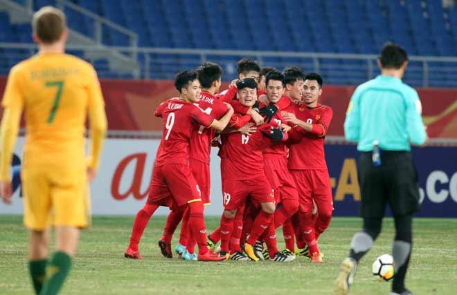 U23 Việt Nam mơ tứ kết châu Á: Tiếp bước Văn Quyến, vang danh lịch sử - 1