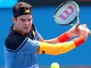 Thể thao - Australian Open 16/1: Mỹ nhân Bouchard đi tiếp, Raonic thua sốc