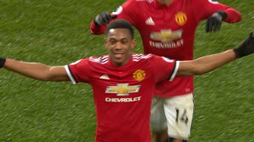Chi tiết bóng đá MU - Stoke City: Rashford giật gót mừng hụt (KT) 20
