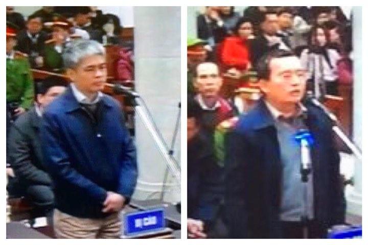 """Bị cáo Đinh La Thăng: """"Khi vào tù mới cảm nhận rõ giá trị của hai chữ 'tự do'"""" - 2"""