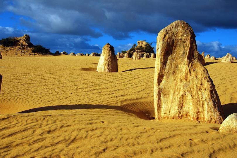 Kinh ngạc ngắm những sa mạc khô cằn đẹp đến khó tin - 2