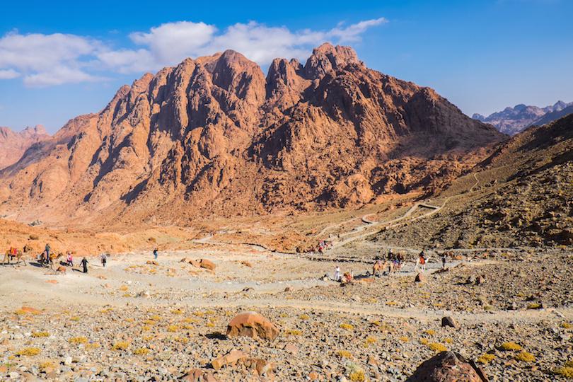 Kinh ngạc ngắm những sa mạc khô cằn đẹp đến khó tin - 6