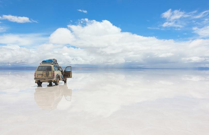 Kinh ngạc ngắm những sa mạc khô cằn đẹp đến khó tin - 11